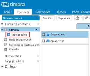 zimbra:partager-ses-contacts [SOS Data - Aide En Ligne]